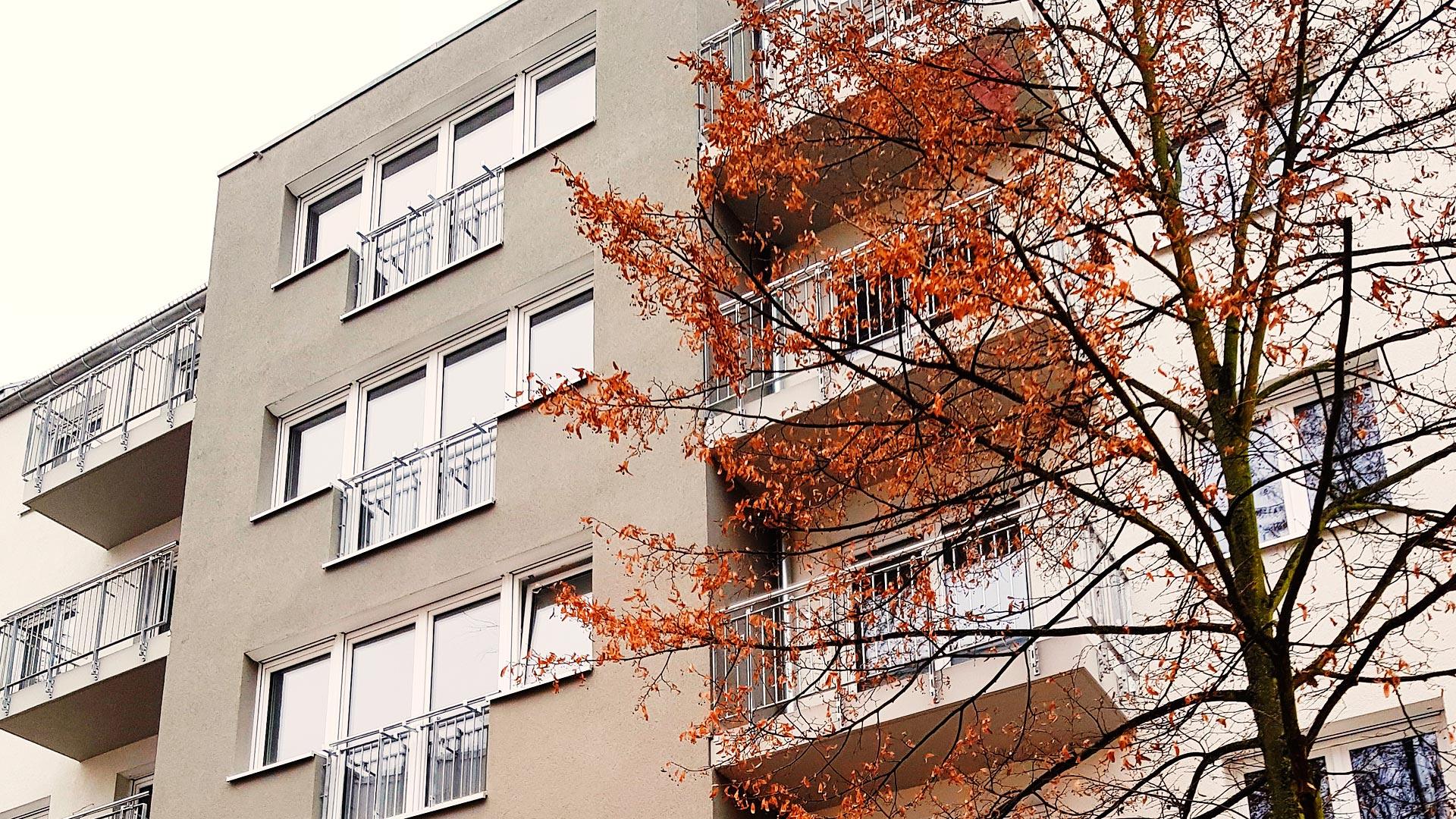 MFH Neubau Archenoldstrasse