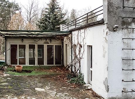 Henselmann Wohnhaus Denkmalschutz