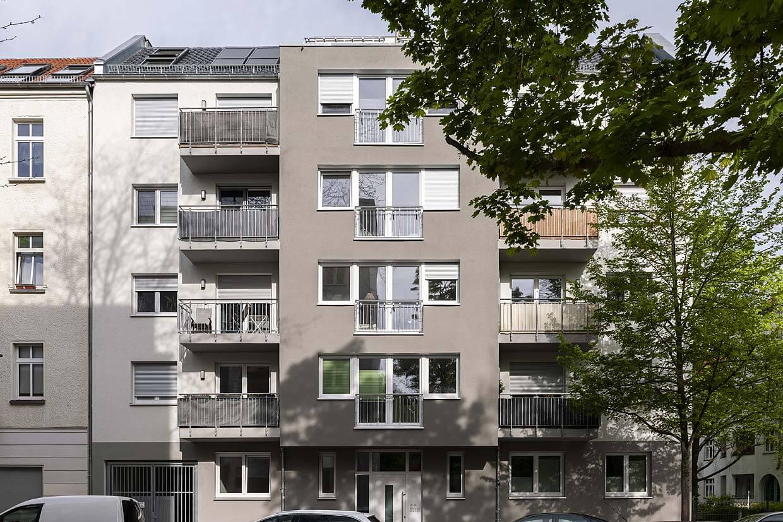 Neubau MFH Berlin Pankow